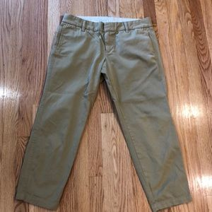 JCrew Broken in Scout Chinos. Excellent condition!